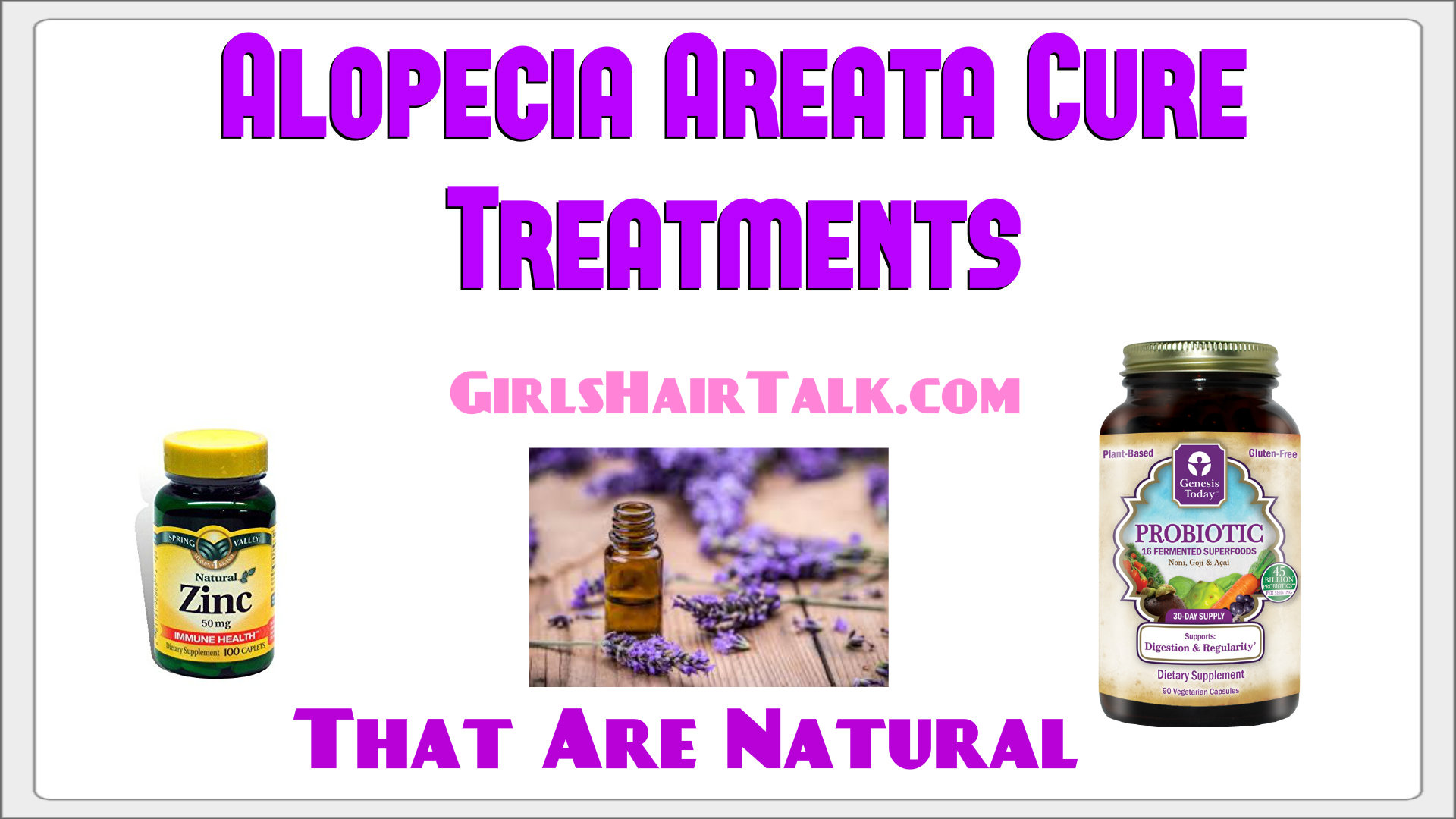 Natural Cures For Menopause Hair Loss