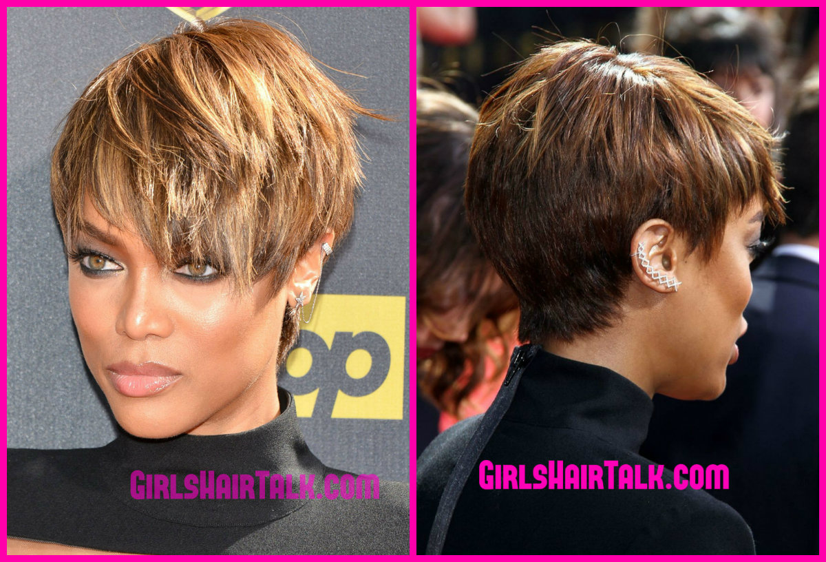 Black Short Hair Styles Pictures For Beautiful Natural Looks!
