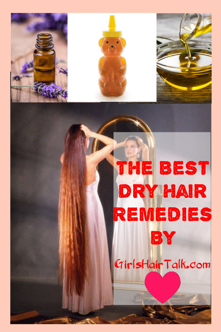 Dry Hair Remedies And Treatments You Can Do At Home That Work