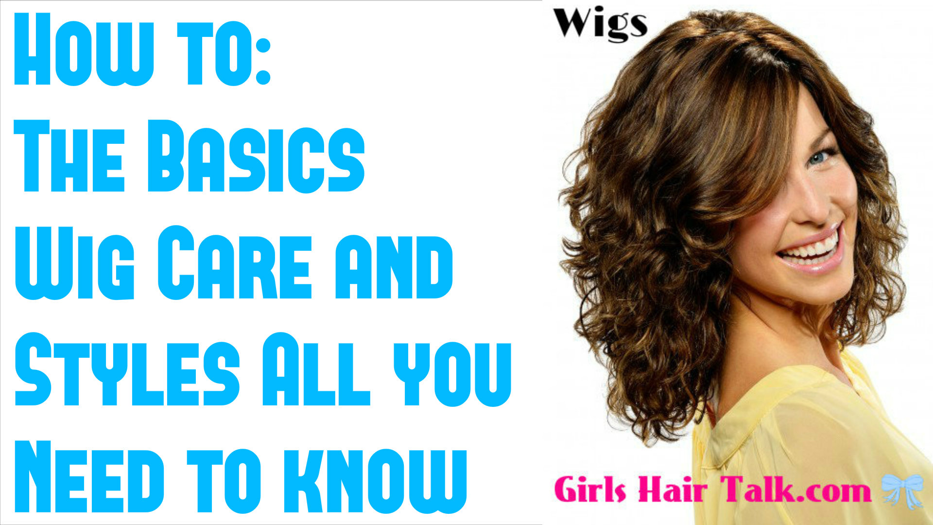 Wigs And Hair Extensions Professional Care Secrets For Beginners