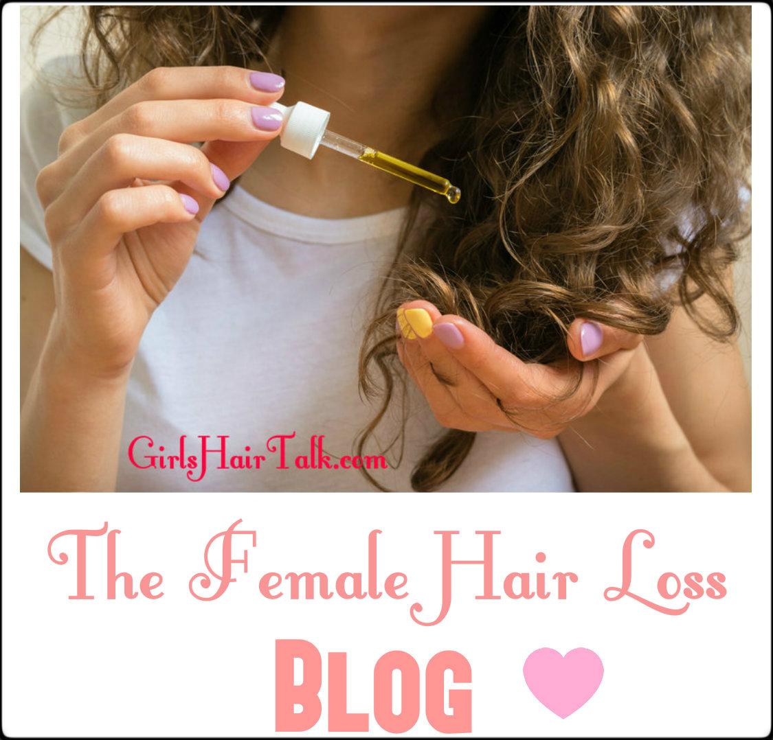 The Female Hair Loss Blog